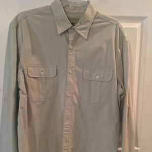 Sonoma LongSleeve Casual Button Up Shirt